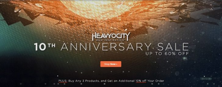 heavyocity sale
