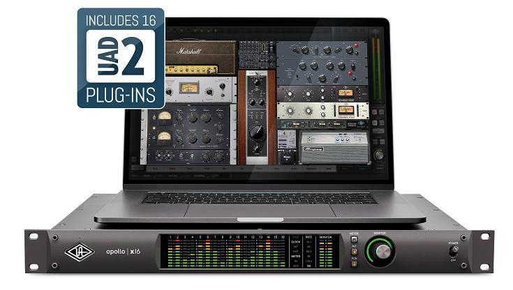 a7bb5dd361 60年に渡るUniversal Audio社が誇るクラフトマンシップにより開発されたApollo Xインターフェイスは最新のエリートクラスのオーディオコンバーターを採用すること  ...