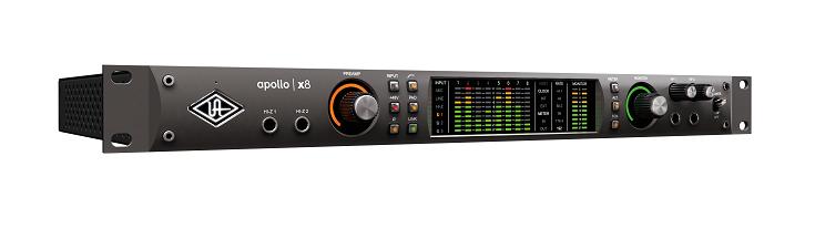 da0a00b82a ○Apollo Xシリーズの特長•最高クラスの24ビット/192 kHzのコンバーターを搭載した、Thunderbolt 3 オーディオインターフェイス(Apollo  X6 = 16イン/22アウト、X8 ...