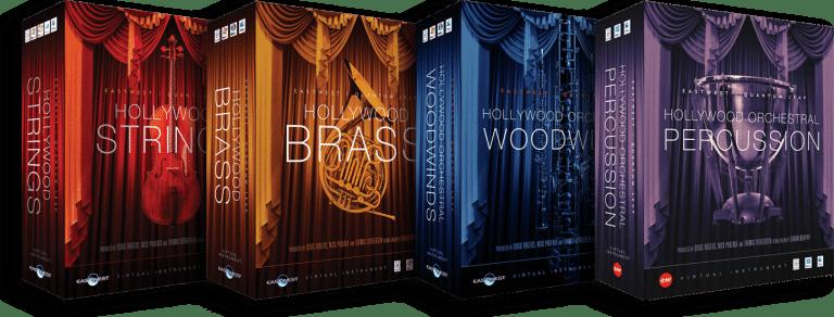 オーケストラ音源ライブラリバンドル、EastWest「Hollywood Orchestra (Gold Edition)」が60%OFF!