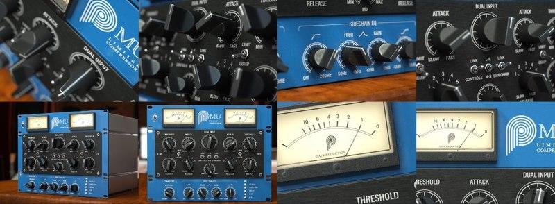 Manley MU LIMITER COMPRESSORを精巧にエミュレートしたPulsar Audio「Mu」が67%OFF!